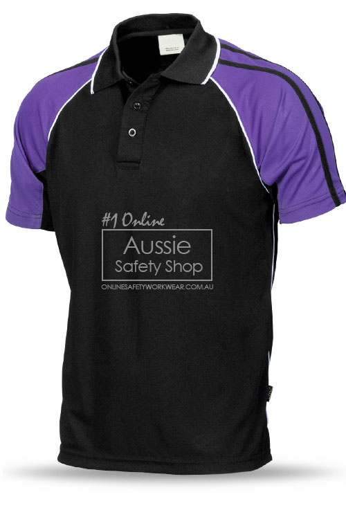 Purple polo shirts for work for Order polo shirts with logo